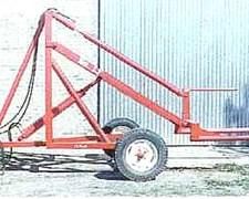 Elevador Y Transportador De Un Rollo