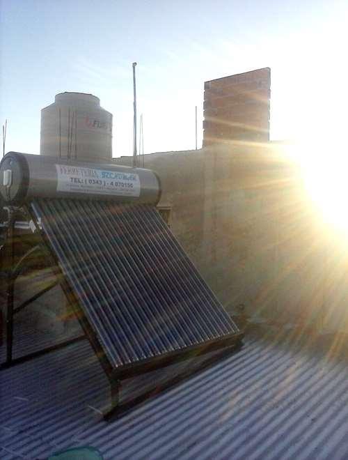 Oferta termo tanque solar 100 litros agroads for Termo solar precio
