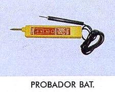 Medidor Carga Baterias