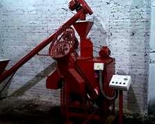 Microplanta Para Fabricar Alimento Balanceado En Polvo K-600