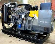 Grupo Electrógeno Diesel 100 Kva New Holland
