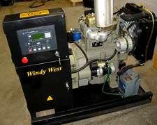 Grupo Electrógeno Diesel 17 Kva New Holland