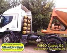 Gnc Para Motores Diesel