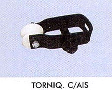 Torniquetas P/tensar Alambre C/aislador
