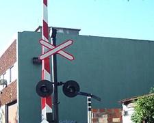 Cruz De San Andres, Y Semaforos Ferroviarios