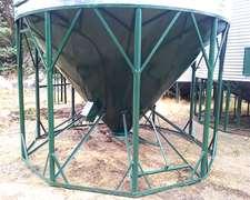 Silos Para Fertilizante- Tamesar - Silos De Calidad