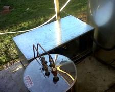 Calentador De Agua (ahorre Energia) Calefon