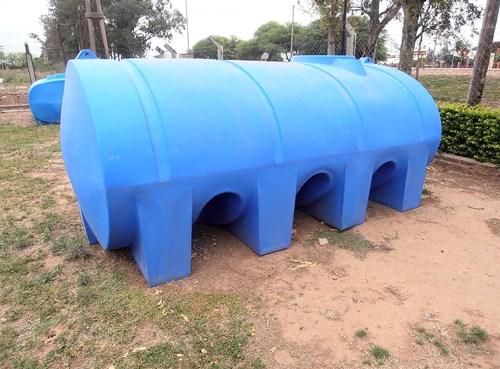 Tanque plastico de litros horizontal agroads Tanque de agua 1000 litros