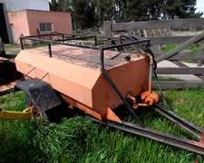 Carro - Tanque Para Combustible