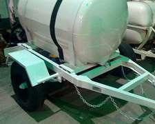 Tanque 1000 Lts Agua Belen