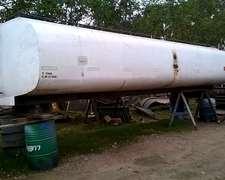 Tanque Cisterna 24.000lts. Para Depósito.