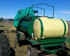 Tanque Combustible 2500 Lts Agua 700 Lts
