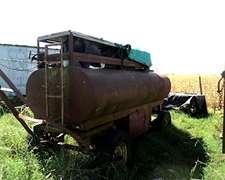 Tanque De Combustibe Con Compresor Y Generador De 220wts