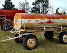 Tanque De Combustible Marca Gentile