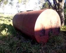 Tanque Para Combustible 5500 Lts