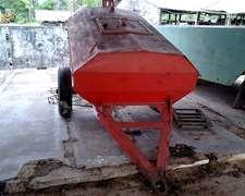 Tanque Para Combustible De 1500 Ts