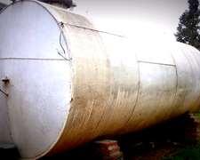 Tanque Para Combustible De 22.000 Lts.