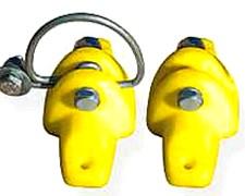 Conjunto Recibidor Pin Lock (sma 587)