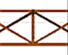 Tranquera De Madera Modelo C