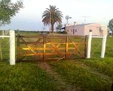 Vendo Campo En Concepcion Del Uruguay