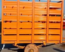 Acoplado Juala Para Transporte De Animales