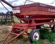 Acoplado Semilla Fertilizante 10 Tt Giaroli