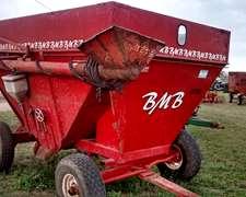 Acoplado Semilla Fertilizante Bmb 8 Tt