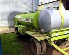 Acoplado Tanque Combinado Belen De 3000 Lts