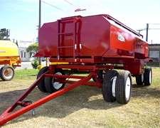 Acoplado Tanque Combinado - 3.000 Gasoil / 750 Lts Agua