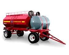 Acoplado Tanque Con Depósito De Agua