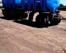 Acoplado Tanque De 3 Ejes 16000 Litros