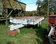 Carreton Basculante