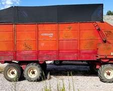 Carro Racionador 4350 21 M3 Y Rodado Balancin.