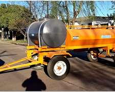 Cisterna Combinada De 3.000 Lts