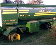 Giaroli Tanque P/ Combustible 3000 Lts - Nuevo