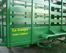 Jaula 3mt X 2 Mt X 2 Mt La Guapa