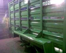 Jaula P/ Cerdos Sistemas Forrajeros 6 Cuotas S/int