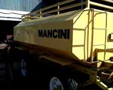 Mancini T - 60 - 6.000 Lts. Engomado - Semi Nuevo.