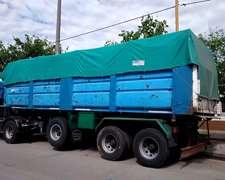 Semi Batea Plus Carga 27 Mts3 - 2009
