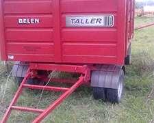 Taller Belen 4 Mts, Año 2014, Duales $59.000