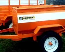Tanque Cisterna Combustible 1500 Litros