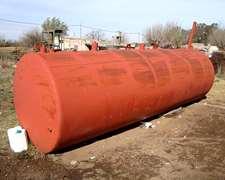 Tanque Cisterna De 10.000 Aereo