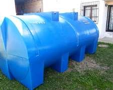 Tanque Cisterna, Marca Geotec, 8.000 Lts Nuevo Oportunidad