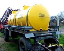 Tanque Para Agua Geotec De 7.000 Lts. - 2009 - Muy Lindo