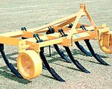Arado Subsolador Para 3 Puntos Modelo: Ast. Tatu Marchesan