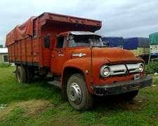 Camión Con Acoplado Usado