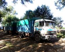 Camión Iveco Listo Para Entregar