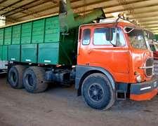 Camión Marca Fiat 619 N3 Muy Lindo
