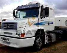 Camión Mercedes Benz 1634 Tractor Mod: 2005