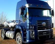 Camión Volkswagen 19-320 Tractor - Mod: 2013